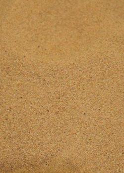 Сухой песок